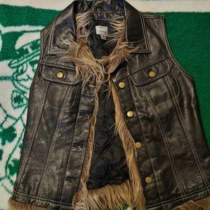 Wilson's Maxima Leather Vest